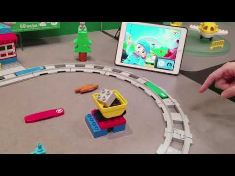 Lego Duplo Steam Train Teaches Two Year Olds To Code