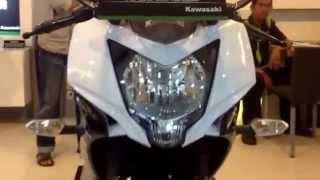 Kawasaki Ninja RR mono 4 tak DOHC Fuel Injection