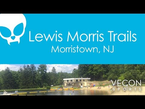 Mountain Biking Lewis Morris Trails in Morristown NJ