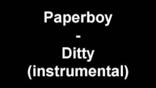 Paperboy - Ditty (instrumental)   Video.flv