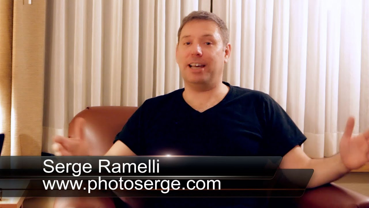 Tips and Tricks to Make a Living in Photography - PLP79 by Serge Ramelli