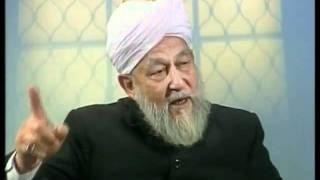 Liqa Ma'al Arab 10th December 1996 Question/Answer English/Arabic Islam Ahmadiyya
