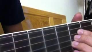 Kiếp rong buồn guitar cover - Văn Thắng