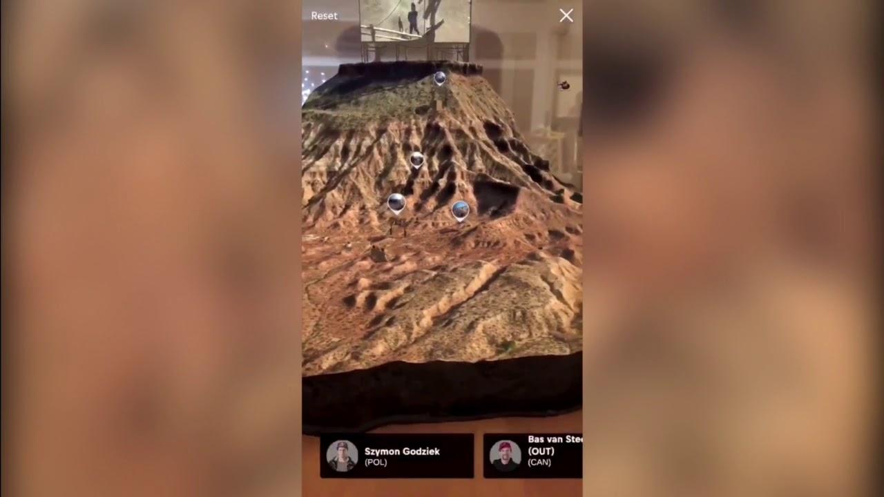 Red Bull Rampage AR en VR (360 video