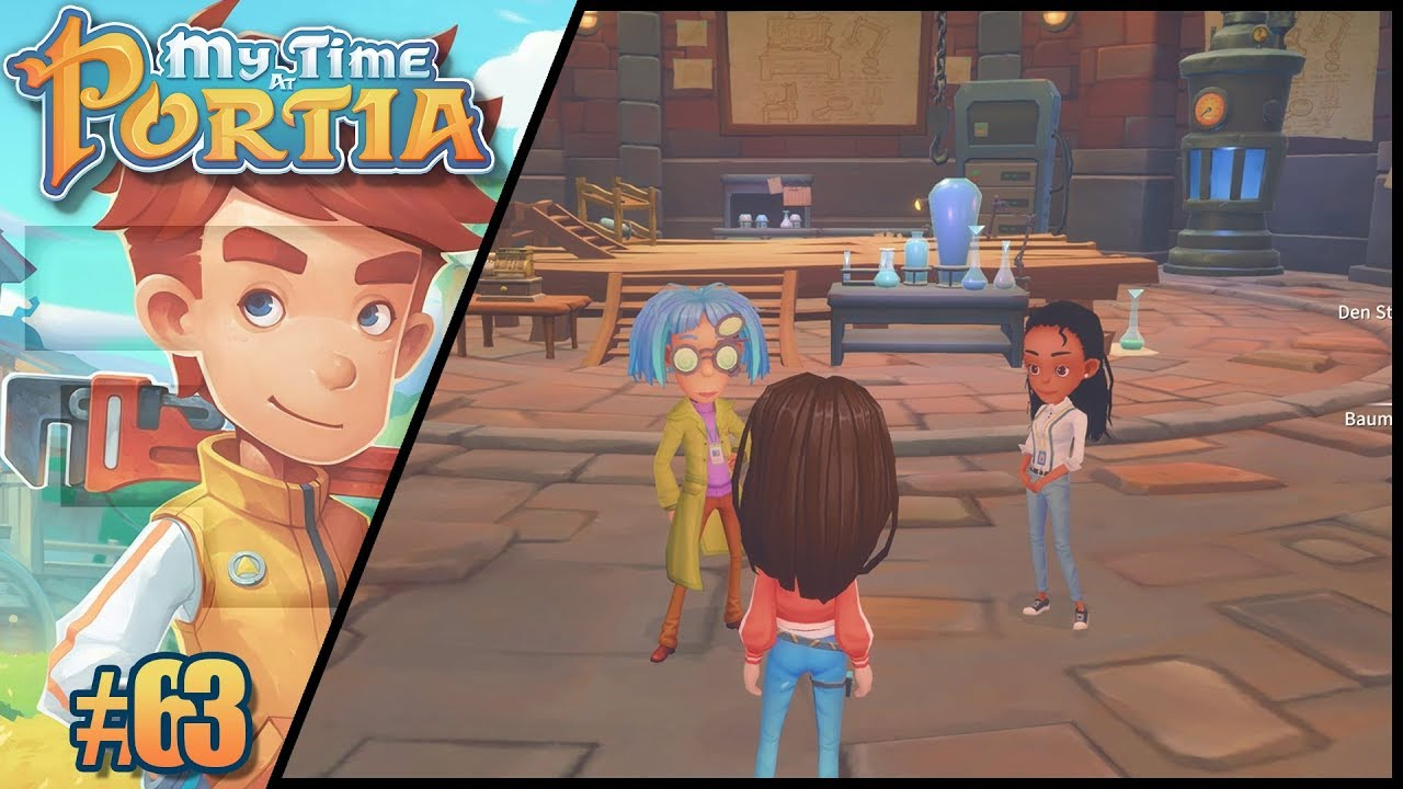 my time at portia date merlin