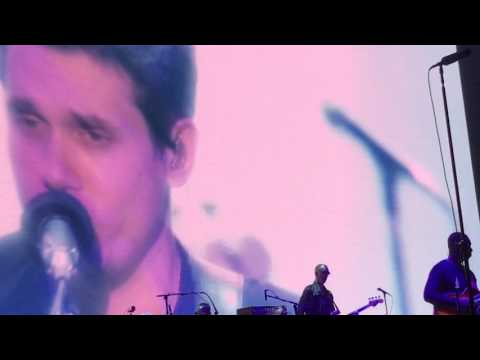 John Mayer Moving On and Getting Over Madison Square Garden NYC ...