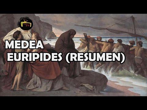MEDEA - EURIPIDES (resumen, reseña y análisis libro completo)