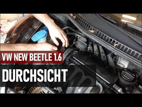 VW New Beetle 1.6 | Auto Mängel Check 🔍
