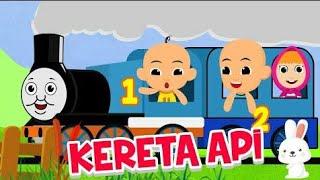 Naik Kereta Api 💞 Lagu Anak Indoneaia