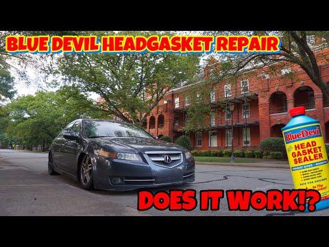 Blue Devil Head Gasket Sealer (Will It Work!?)