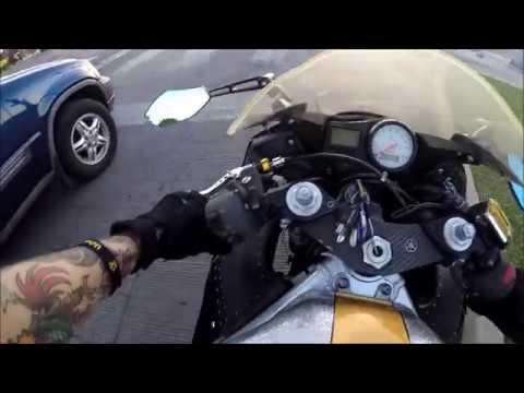 Bike breaks down rectifier wiring r6 - YouTube