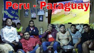 Peru vs Paraguay - Video Reacción (Penales de infarto) Pepe el popular Rocky