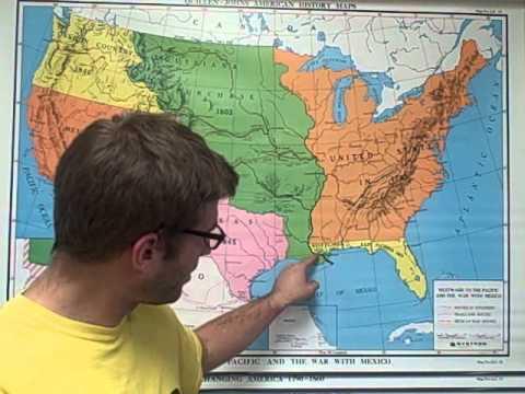 Louisiana Purchase - Manifest Destiny Choose Your Own Adventure