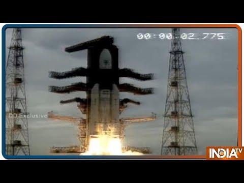 Live Update: Chandrayaan 2 Lifts off from Sriharikota Centre ISRO