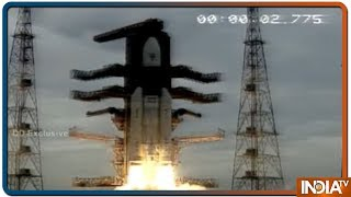Live Update: Chandrayaan 2 Lifts off from Sriharikota Centre ISRO Video