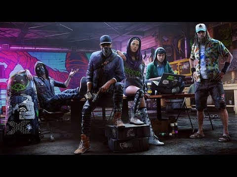 Watch Dogs 2 Gameplay Main Operation 5 LOOKING GLASS