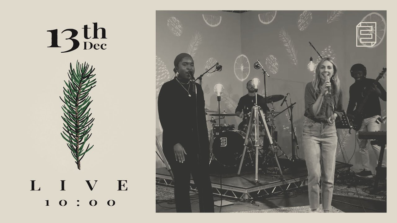 Emmanuel Live Online Service // 13th Dec 2020 Cover Image