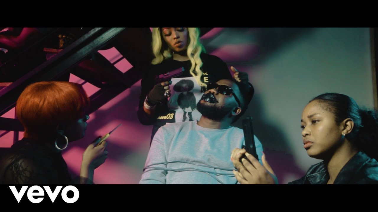 Download Magnito - Pay Back [Official Video] ft. Juwhiz, NappyGirl, Tasha, Descushiel, Mc Charlene