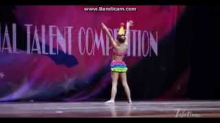 mackenzie ziegler the party starts right now acro solo