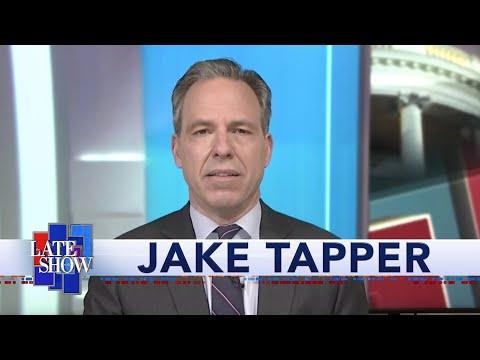 Jake Tapper: Trump's Downplaying Of The Coronavirus Gave Americans A False Sense Of Security