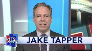 Jake Tapper: Trump's Downplaying Of The Coronavirus Gave Americans A False Sense Of Security