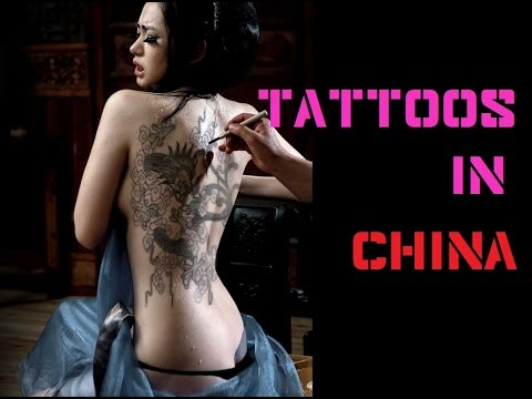 China on the Streets: What do Chinese People Think of Tattoos?