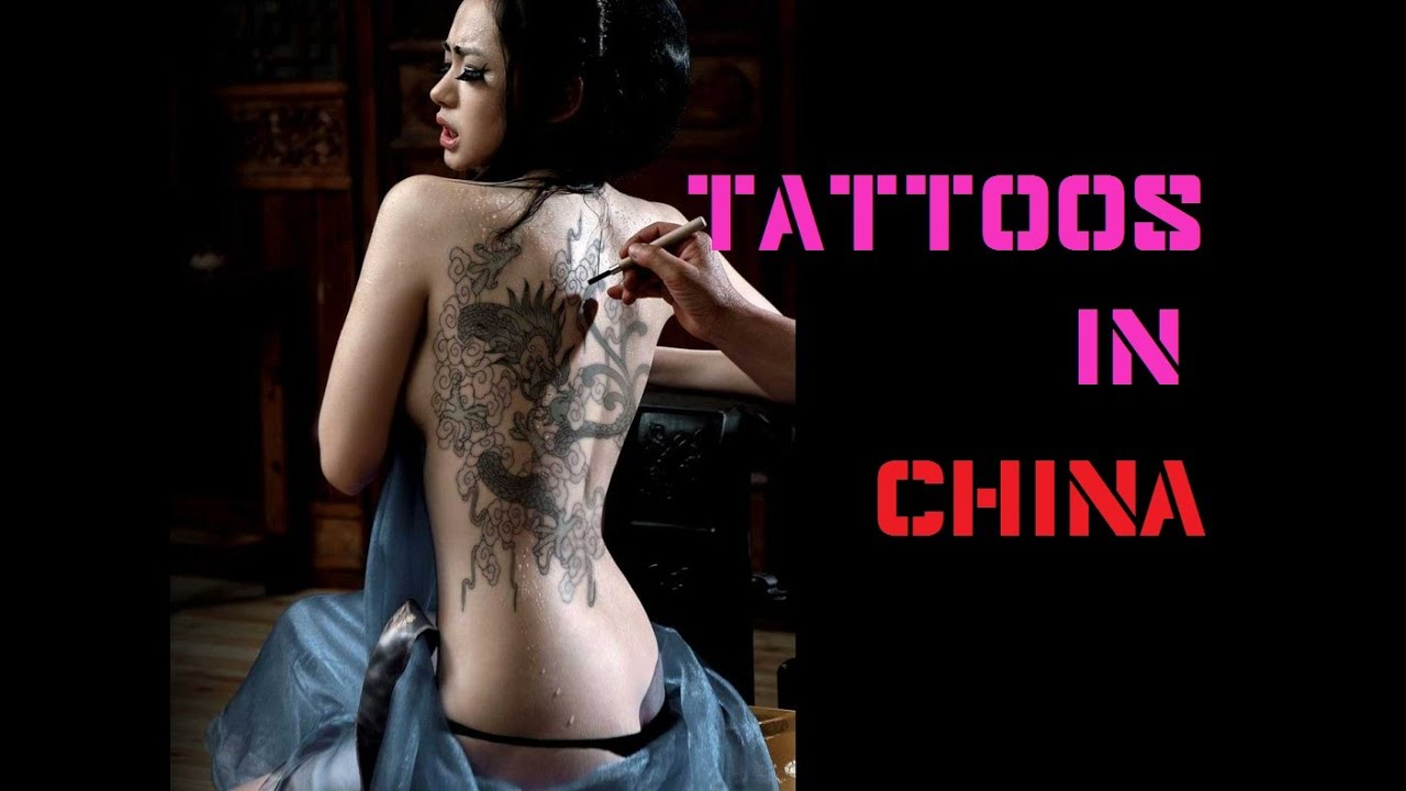 China on the Streets: What do Chinese People Think of Tattoos ...