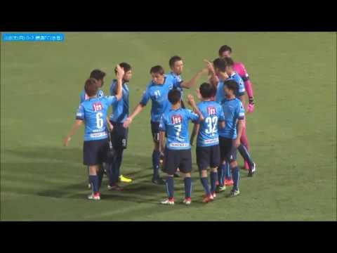 Những pha xử lý của Tuấn Anh lần đầu đá chính ở Cup QG Nhật với Yamagata 28/8