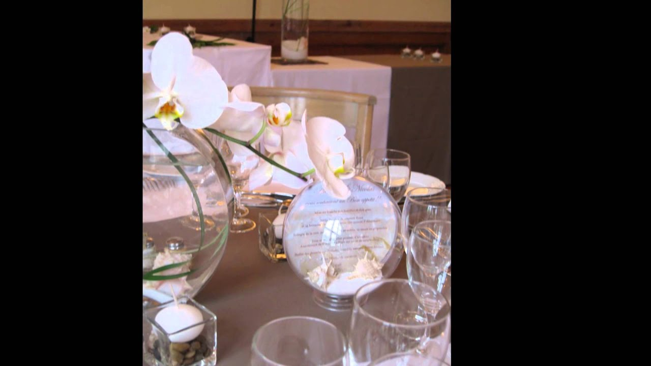 Deco Table Mariage Nature