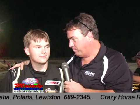Mainely Motorsports TV show - 8-24-2011