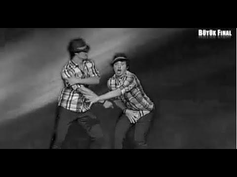 Bilal Avcı Ve Uğur Karameşe Son Dans   Yetenek Sizsiniz Türkiye