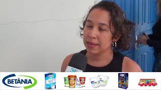 Vanessa Lima da secretaria das cidades - Oficina de sensibilização com os Catadores