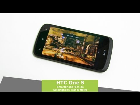HTC One S Test - Deutsch - Full HD