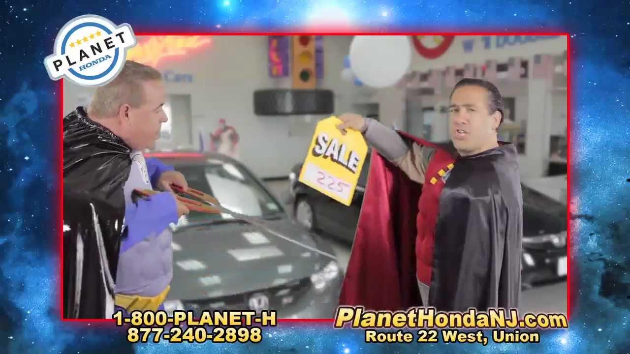 25% Event At Planet Honda NJ