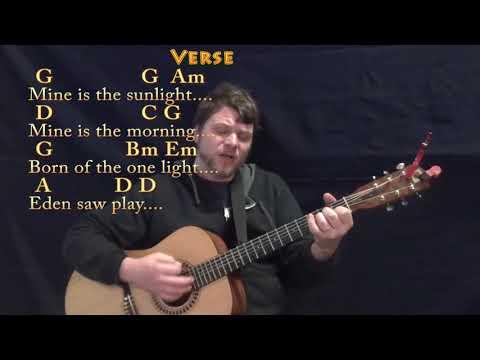 Morning Has Broken Chords By Hymn Worship Chords