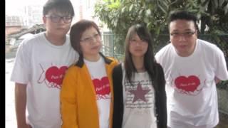 浸信會呂明才中學 20120404 英德親子助學探訪團