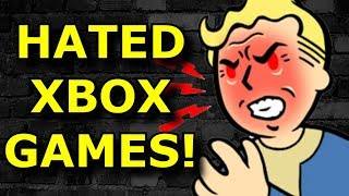 TOP 10 HATED Xbox One Games!