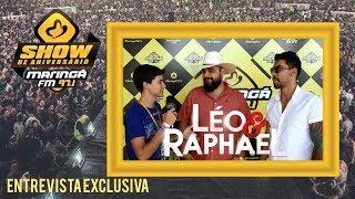Baixar Léo e Raphael - Dupla fala da experiência do primeiro DVD da carreira