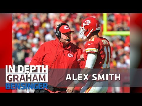 Andy Reid and Alex Smith: We felt discarded