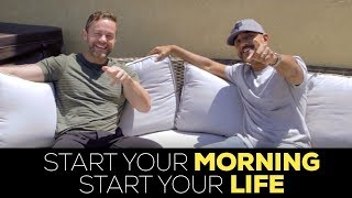 How you start your morning is how you start your life: Saturday Strategy with Shawn Stevenson