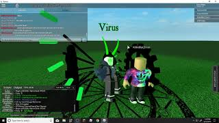 Roblox void script builder how to use virus for place and 2