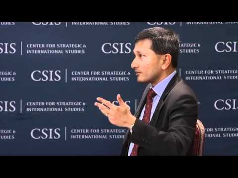 Ernest Bower Interviews Dr Vivian Balakrishnan, Singapore?s Minister for the Environment and Water R