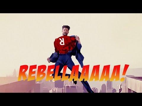 Video (skit): Basketmouth – Captain Rebella (super hero)