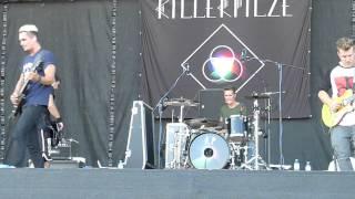 Killerpilze - Lauf @ FM4 Frequency 2013, St.Pölten