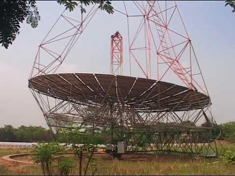 Low Cost Solar Parabolic  Dish Concentrator