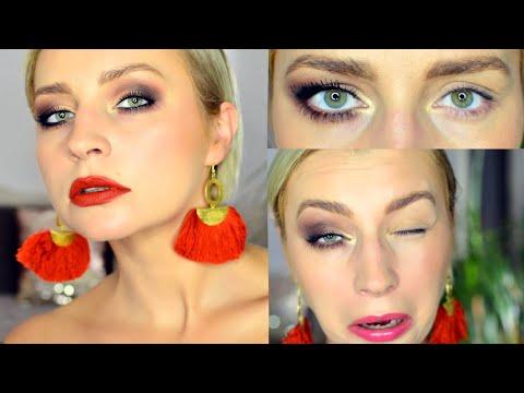 Haul Kosmetyczny Makijaż Dla Opadającej Powieki Wwwcocolitapl