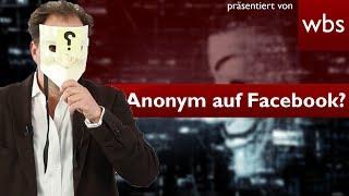 Bald wieder anonym auf Facebook? - LG Berlin kippt Klarnamenpflicht | RA Christian Solmecke