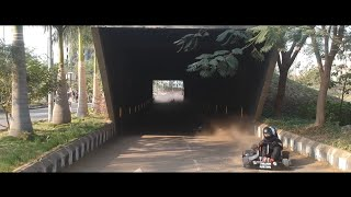 The Speed Streaks [Ultimate Gokart Racing Drone Cover]
