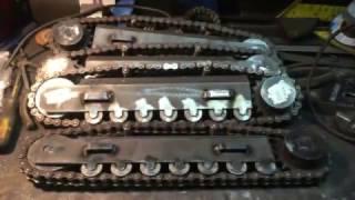 Repeat youtube video Toy Excavator build Hitachi EX200 pt3