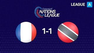 Relive the Joevin Jones's penalty kick giving Trinidad the draw